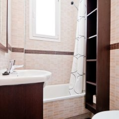 Отель Atocha Retiro Испания, Мадрид - отзывы, цены и фото номеров - забронировать отель Atocha Retiro онлайн ванная