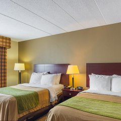 Отель Comfort Inn Washington Dulles International комната для гостей