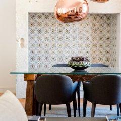 Апартаменты Flora Chiado Apartments Лиссабон гостиничный бар