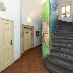 Отель Hostel Mango Чехия, Прага - 7 отзывов об отеле, цены и фото номеров - забронировать отель Hostel Mango онлайн интерьер отеля фото 3