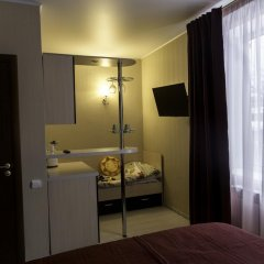 Гостиница Теремок Московский комната для гостей фото 2