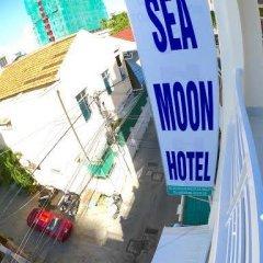 Sea Moon Hotel спортивное сооружение