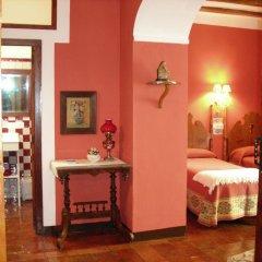 Отель Casa Sastre Segui Люкс с различными типами кроватей