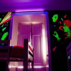 Music Hall Lisbon Hostel гостиничный бар