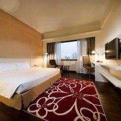 Village Hotel Bugis 4* Номер Делюкс с различными типами кроватей фото 3