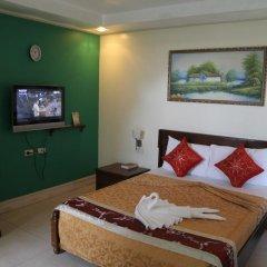 Отель Bora Sky Hotel Филиппины, остров Боракай - отзывы, цены и фото номеров - забронировать отель Bora Sky Hotel онлайн комната для гостей фото 4
