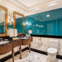 Отель The Oberoi Amarvilas, Agra 5* Люкс с различными типами кроватей фото 5
