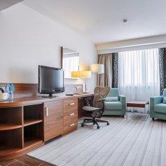 Гостиница Hilton Garden Inn Краснодар (Хилтон Гарден Инн Краснодар) 4* Стандартный номер разные типы кроватей фото 8