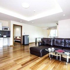 Апартаменты Pratumnak Hill Apartment 1 Bedroom Паттайя комната для гостей фото 4