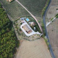 Отель Al Casale Di Morro Морровалле спортивное сооружение