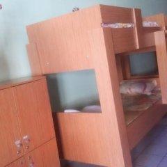 Small Funny World Athens - Hostel Кровать в общем номере с двухъярусной кроватью фото 3