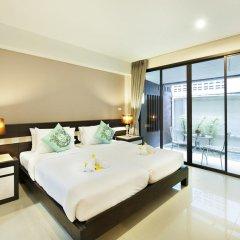 Отель Rattana Residence Thalang 3* Номер Делюкс с различными типами кроватей