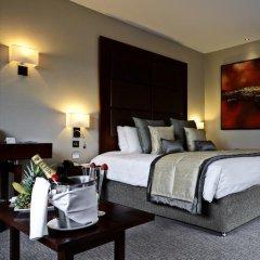Leonardo Royal Hotel London St Paul's 5* Улучшенный номер с различными типами кроватей фото 4