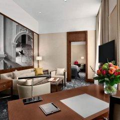 Отель Palais Hansen Kempinski Vienna 5* Люкс с различными типами кроватей фото 4