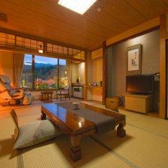 Отель Fujiya Никко комната для гостей
