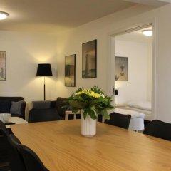 Отель Odense Apartments Дания, Оденсе - отзывы, цены и фото номеров - забронировать отель Odense Apartments онлайн комната для гостей фото 2