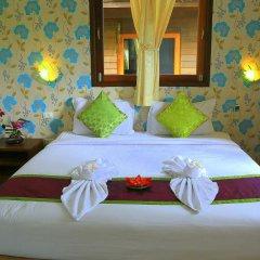 Отель Chaweng Park Place 2* Бунгало Делюкс с различными типами кроватей фото 6