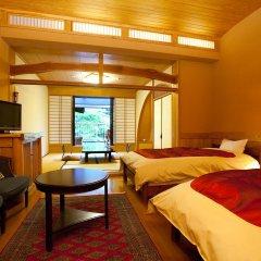 Отель Kurokawa Onsen Oku no Yu Минамиогуни комната для гостей