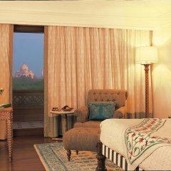 Отель The Oberoi Amarvilas, Agra 5* Номер Делюкс с различными типами кроватей фото 3