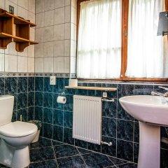 Отель Aparthotel Pod Nosalem Закопане ванная фото 2