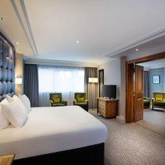 DoubleTree by Hilton Hotel Glasgow Central комната для гостей фото 7