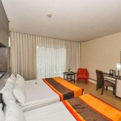 Hotel Beyaz Saray 4* Стандартный семейный номер с двуспальной кроватью фото 5