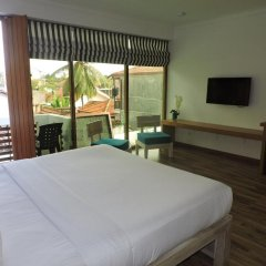 Отель Binnacle Negombo комната для гостей фото 2