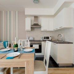Апартаменты Sun Resort Apartments Студия Делюкс с различными типами кроватей фото 3