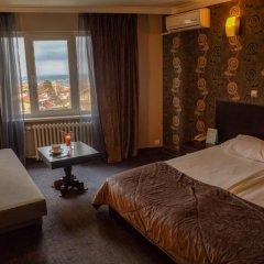 Отель Атлантик 3* Номер Делюкс с различными типами кроватей фото 26
