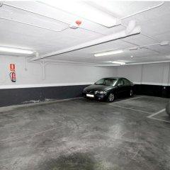 Отель Castilla Luz Deco парковка
