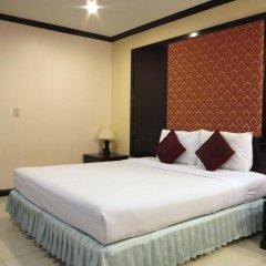 Отель Mike Beach Resort Pattaya 3* Стандартный номер с разными типами кроватей фото 3