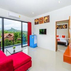 Отель Baan Phu Chalong 3* Стандартный номер разные типы кроватей фото 4