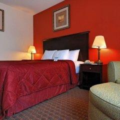 Отель Comfort Inn Kingsville 3* Стандартный номер фото 3
