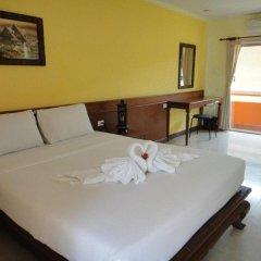 Tharapark View Hotel 2* Стандартный номер с различными типами кроватей фото 3