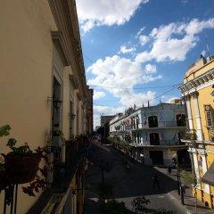 Отель Hospedarte Suites балкон