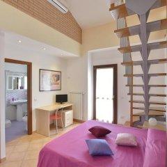 Отель Amarcord B&B Стандартный номер с различными типами кроватей фото 7