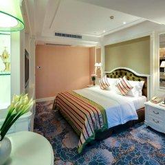 Central Hotel Jingmin 5* Апартаменты с различными типами кроватей фото 3