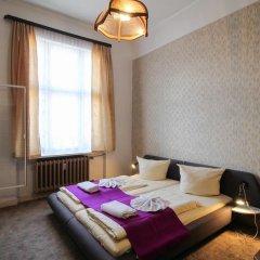 Отель Hotelpension Margrit 2* Стандартный номер с двуспальной кроватью (общая ванная комната) фото 5