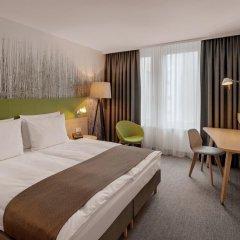 Отель Holiday Inn Frankfurt - Alte Oper 4* Стандартный номер с различными типами кроватей фото 9