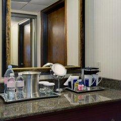 Отель Hilton Bellevue 3* Стандартный номер с различными типами кроватей фото 4