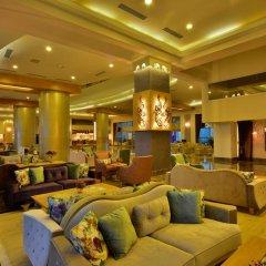 Orange County Resort Hotel Alanya Турция, Окурджалар - 2 отзыва об отеле, цены и фото номеров - забронировать отель Orange County Resort Hotel Alanya - All Inclusive онлайн интерьер отеля