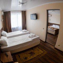 Гостиница Русь (Геленджик) 3* Стандартный семейный номер с двуспальной кроватью фото 6