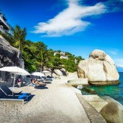 Отель Jamahkiri Resort & Spa пляж фото 3