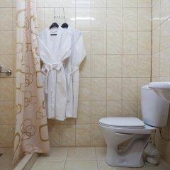 Мини-отель Бархат Номер Комфорт двуспальная кровать фото 8