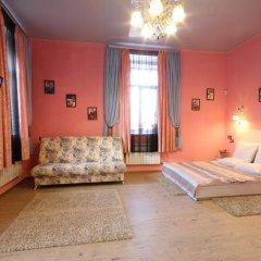 Гостиница Троя Студия с различными типами кроватей фото 2