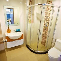 Отель Seaview At Cape Panwa Таиланд, Пхукет - отзывы, цены и фото номеров - забронировать отель Seaview At Cape Panwa онлайн ванная фото 2