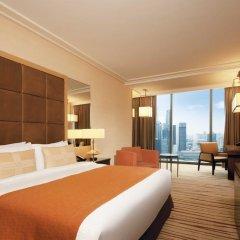 Отель Marina Bay Sands 5* Номер Делюкс с различными типами кроватей фото 7