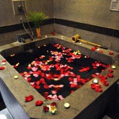 Отель Riyuegu Hotsprings Resort ванная