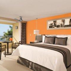 Отель Dreams Huatulco Resort & Spa 4* Номер Делюкс с различными типами кроватей фото 4
