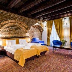 Отель Palazzo Rosso Польша, Познань - отзывы, цены и фото номеров - забронировать отель Palazzo Rosso онлайн комната для гостей фото 9